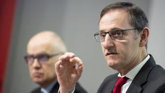 Mario Fehr (SP) schickt die Totalrevision des Sozialhilfegesetzes in die Vernehmlassung.