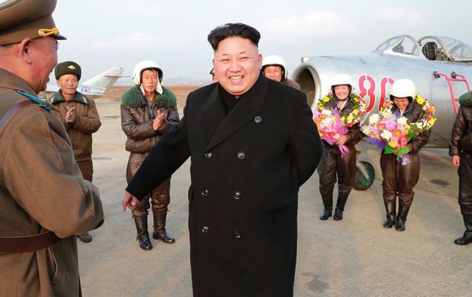 «Das ist ein vielversprechender Moment, ein Grund zur Feier für das ganze Land», sagte Kim zur staatlichen Nachrichtenagentur.