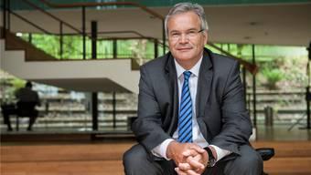 Felix Richterich hat die Firma Ricola 27 Jahre lang geführt.