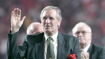 Im Alter von 79 Jahren gestorben: die schottische Fussball-Legende Billy McNeill
