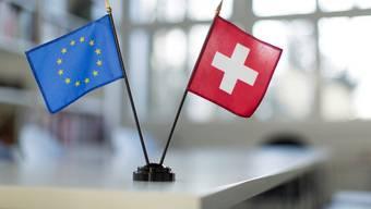 «Sowohl die Schweiz als auch Grossbritannien müssen ihr Verhältnis zur EU neu verhandeln», schreibt die deutsche Konrad-Adenauer-Stiftung.