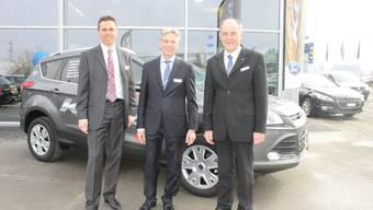 Eröffnung Ford Garage Zuchwil