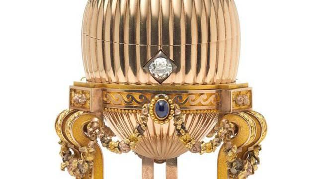 Das millionenteure Fabergé-Ei