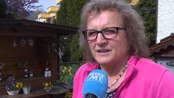 Der Beitrag von Tele M1 zum Hofladendiebstahl in Reinach.