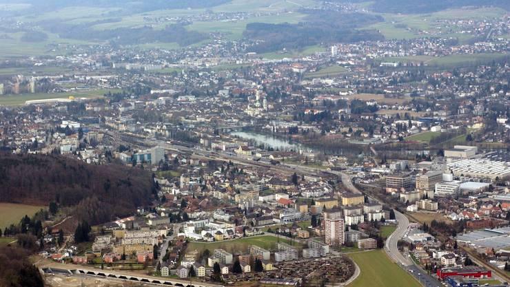 Solothurn hat fürs erste seine neue Ortsplanung beisammen.