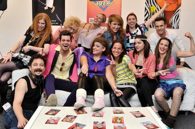 Radio 24 goes Pop im Jahr 2012
