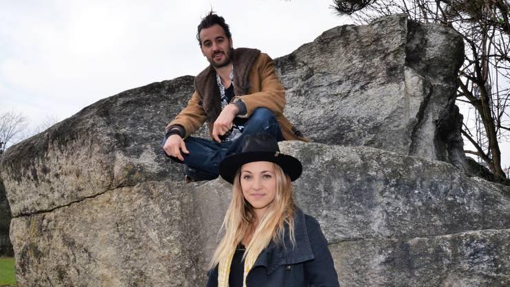 Co und Stee Gfeller sind in Boswil aufgewachsen, lebenund arbeiten aber seit zehn Jahren als Profimusiker vornehmlich in Los Angeles.