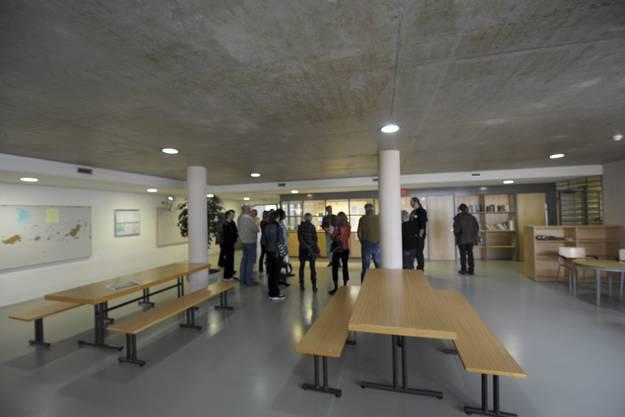 Impressionen aus dem Untersuchungsgefängnis Basel-Stadt