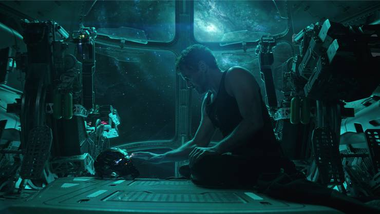 In der Rolle von Iron Man alias Tony Stark wurde er zum bestbezahlten Schauspieler Hollywoods: Robert Downey Jr., hier in «Avengers: Endgame»Marvel Studios