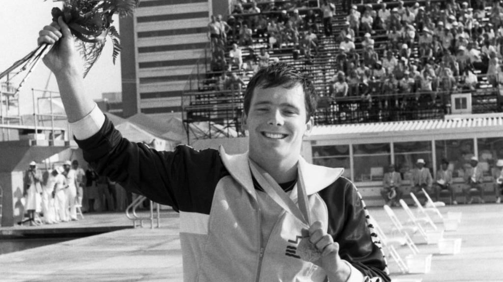 Vom Bieler Kongresshaus zum Olympiahelden und zurück
