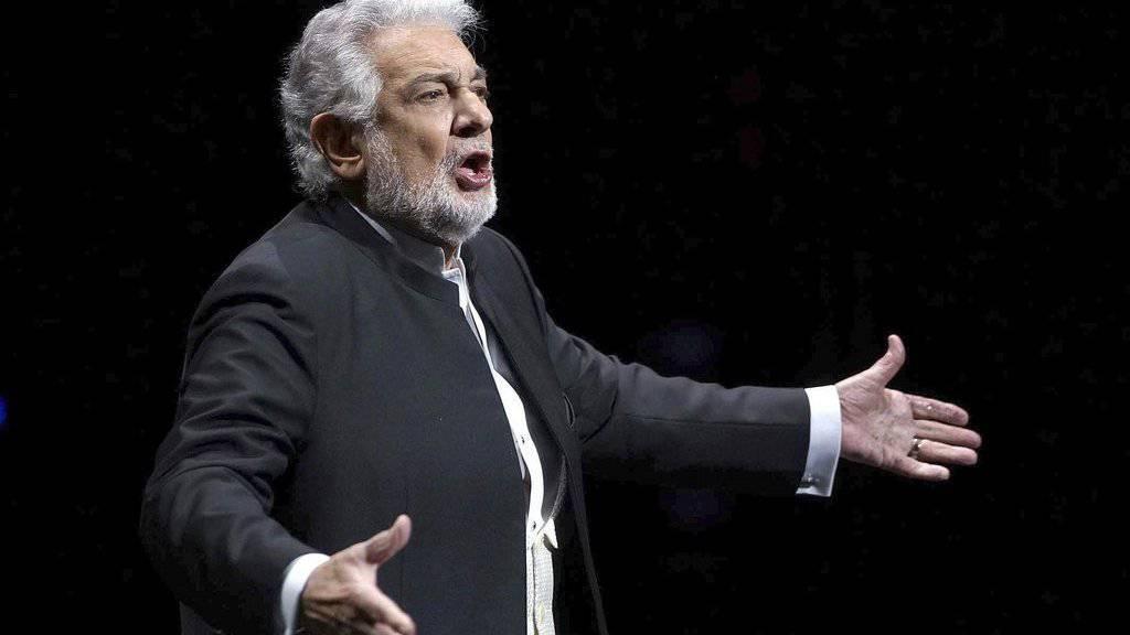 Plàcido Domingo wird heute 75: Die offizielle Feier des «Opern-Weltmeisters» findet jedoch erst im Juni statt - in einem Fussballstadion.