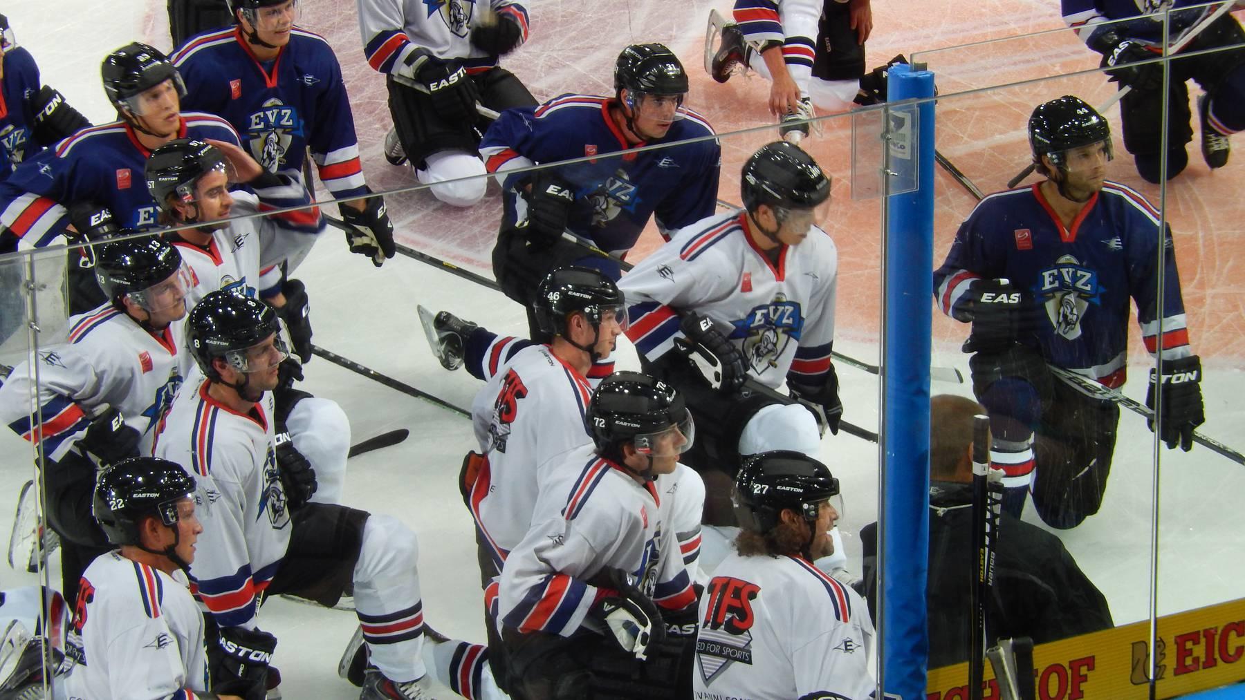 EVZ gewinnt in der Champions Hockey League