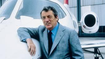 Unternehmensgründer Carl Hirschmann senior verstarb 2010 und hinterliess ein Millionen-Vermögen. (Archiv)