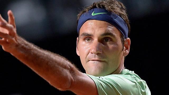 Federer: den Sieg immer vor Augen