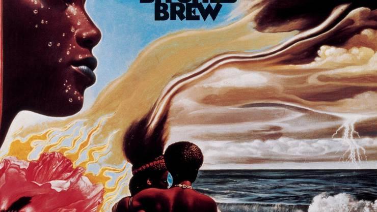 """Kurz nach Woodstock nahm Miles Davis sein Album «Bitches Brew""""» auf. Bild:"""