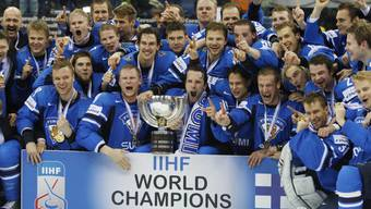 Finnland ist Eishockey-Weltmeister 2011