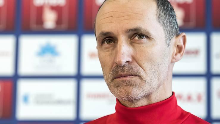 Thomas Häberli übernimmt in Luzern keine leichte Aufgabe