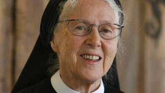 Silja Walter verstarb im Kloster Fahr, wo sie über sechzig Jahre lang gelebt hatte (Archiv)