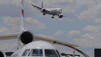 Airbus erhält einen Grossauftrag von den Philippinen. (Archiv)