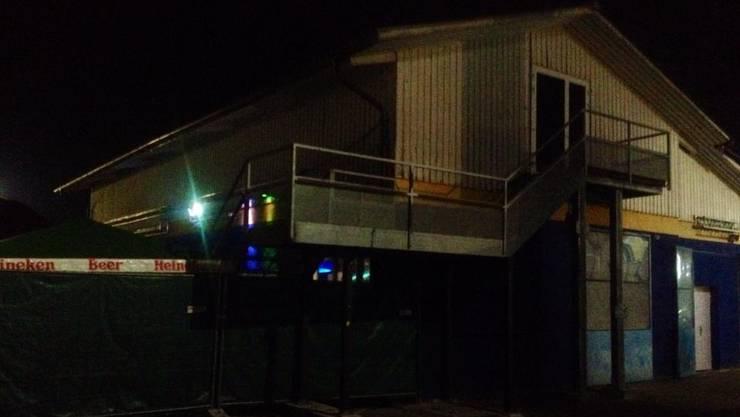 Findet der Club «Schlaflos» bald schon eine Lösung mit der Stadt Aarau?