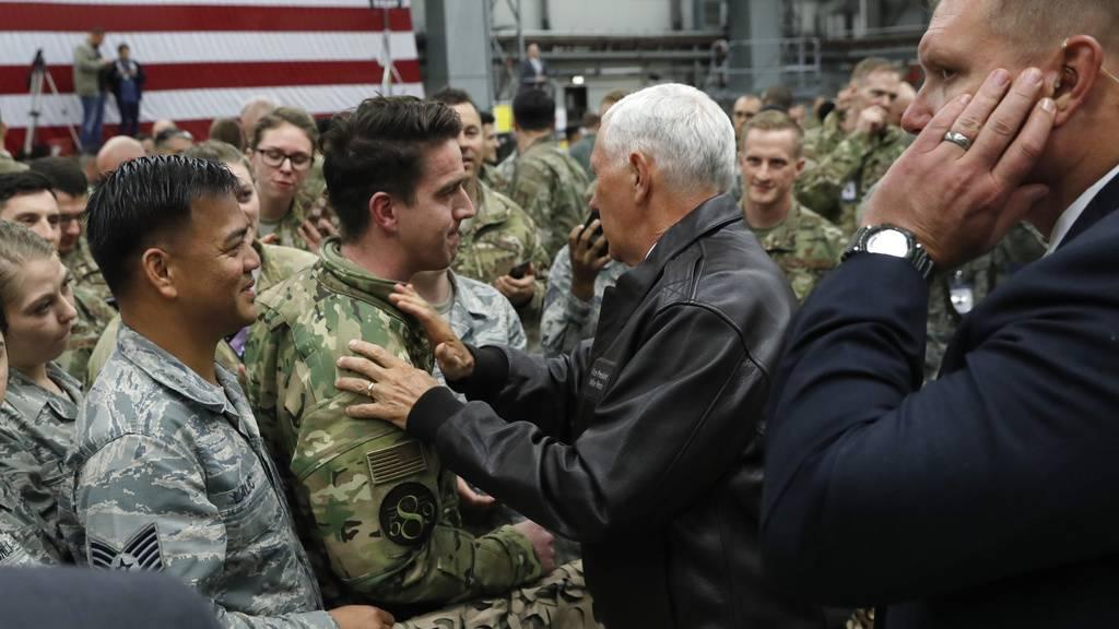 USA und Türkei einigen sich auf Waffenruhe