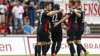 FC Aarau - Xamax, 03.06.2017