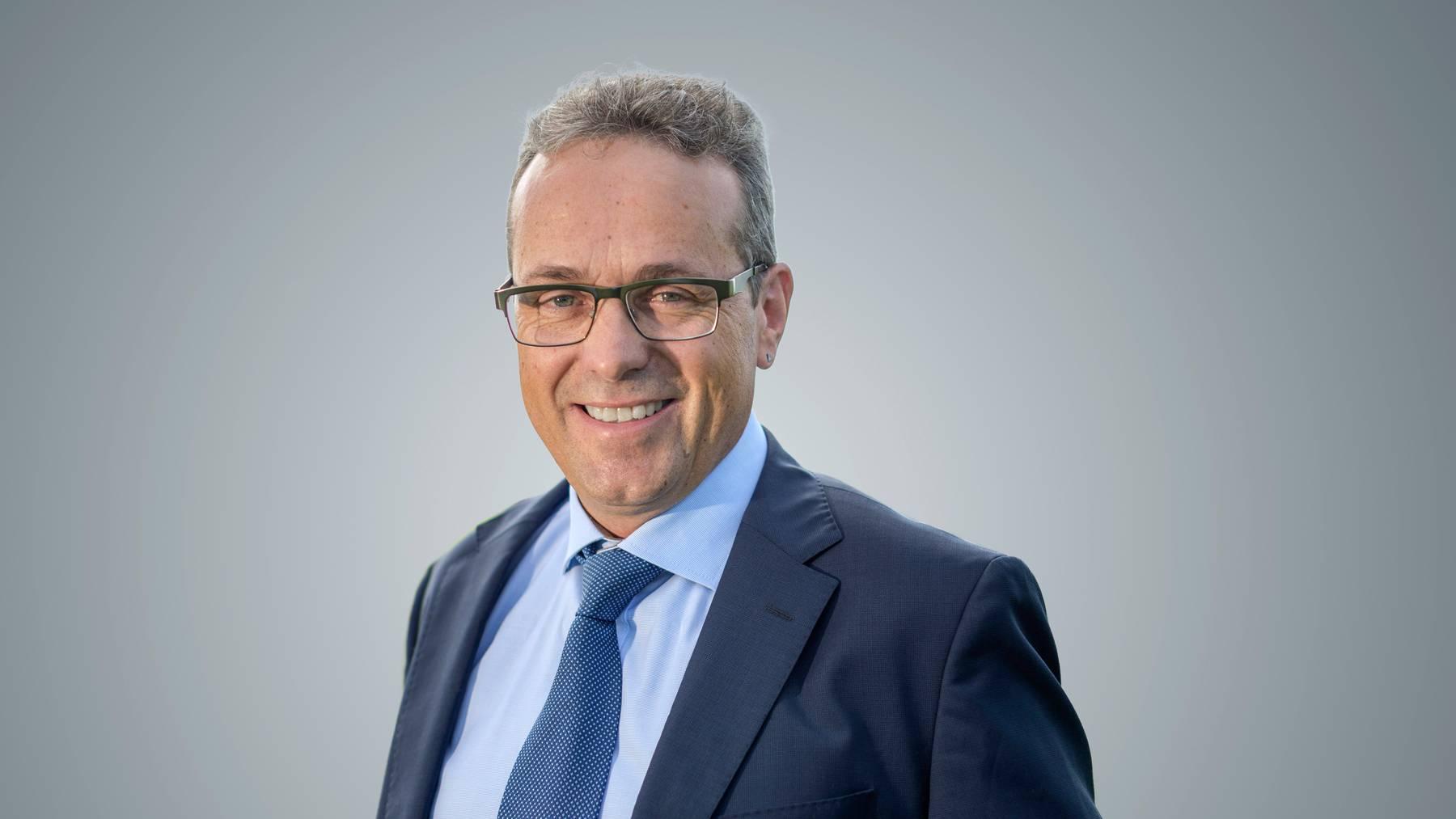 Regierungsrat Ruedi Eberle befindet sich in Isolation.