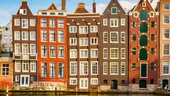 In Amsterdam gibt es rund 18'500 Airbnb-Wohnungen.
