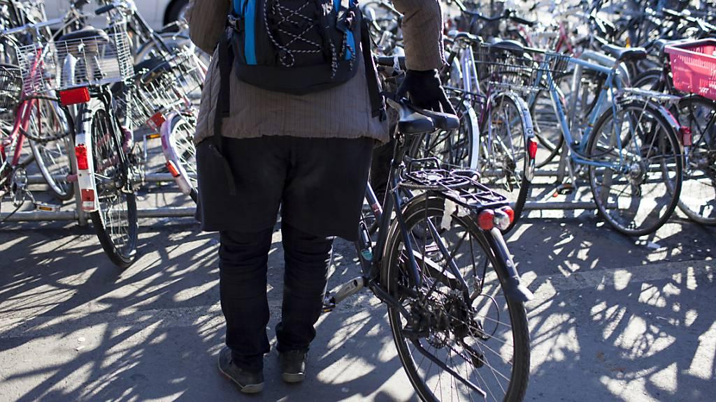 Langfinger bedienen sich auch bei E-Bikes (Symbolbild)