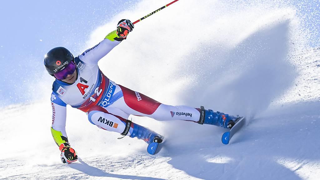 Schweizer Duo Bissig/Caviezel kämpft um Parallelsieg