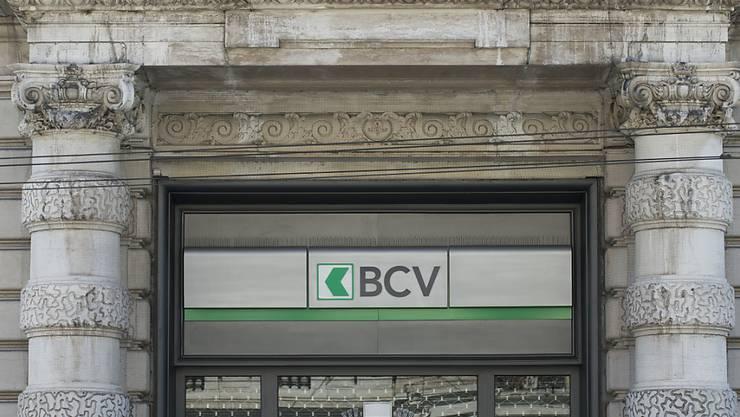Trotz Gewinnplus: Im eigentlichen Geschäft lief es der Waadtländer Kantonalbank nicht mehr ganz so gut wie zuletzt. (Archivbild)