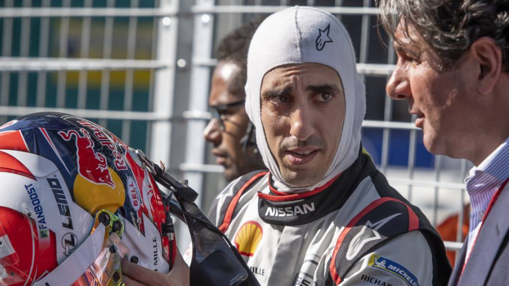 Sébastien Buemi wartet in dieser Formel-E-Saison weiterhin auf die ersten Punkte. (Archivbild)