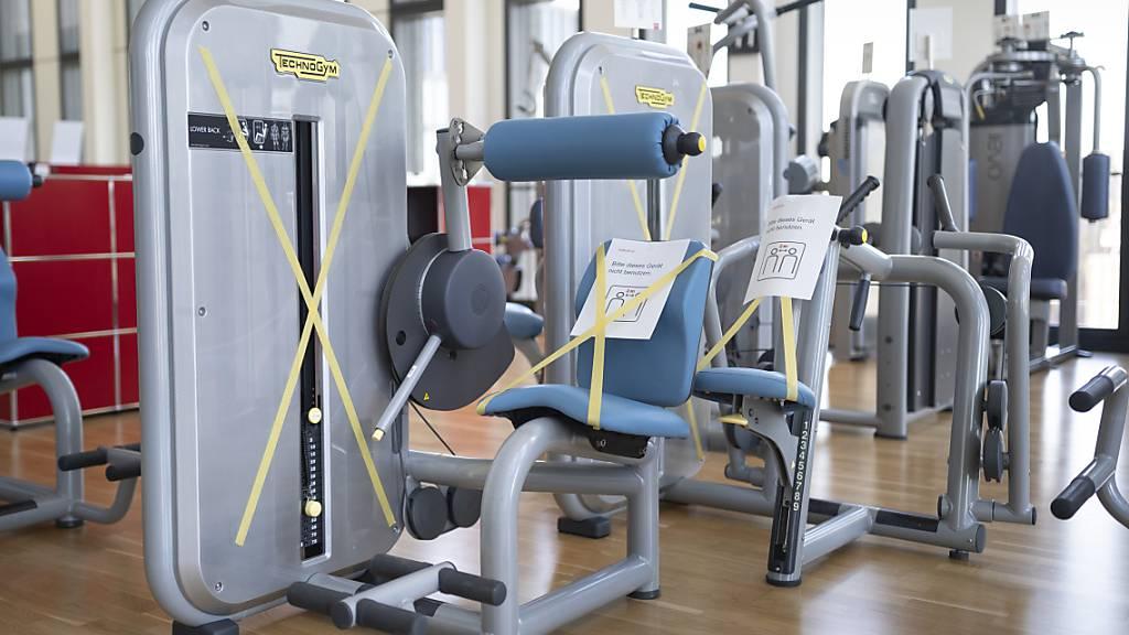 Fitnesscenter reichen Staatshaftungsklage bei Finanzdepartement ein