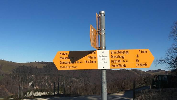 In Balsthal wird schon lange kein (Bal)Stahl mehr gegossen!