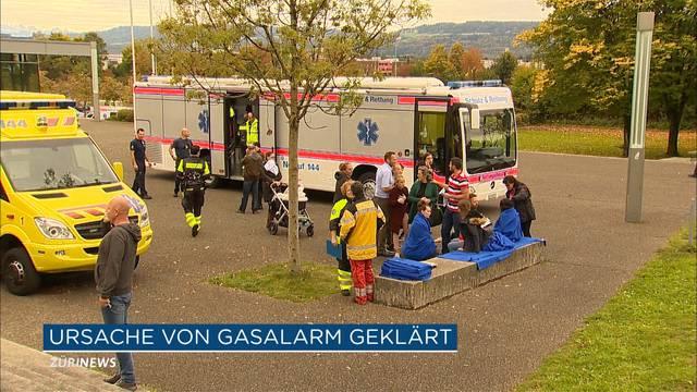 Pfefferspray Ursache für Grosseinsatz im Schulhaus Volketswil