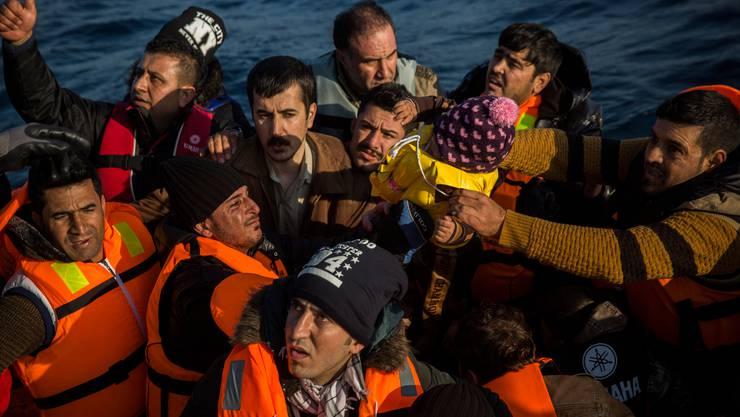 Die EU will mehr Ressourcen, um der Migration über das Mittelmeer Herr zu werden.