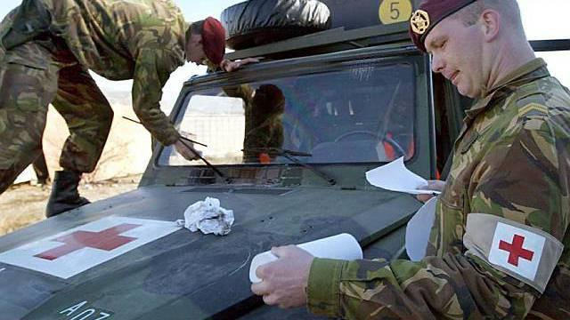 Afghanistan-Einsatz der Niederlande ist umstritten (Archiv)