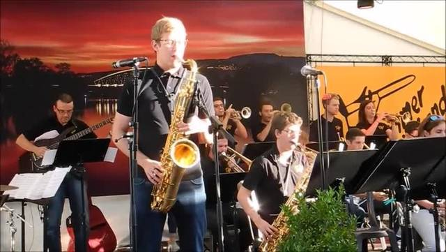 Summer Big Band Open Air im Airport Grenchen