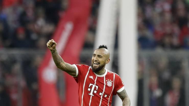 Servus Bayern! Arturo Vidal verlässt nach drei Jahren Bayern München und wechselt zum spanischen Meister FC Barcelona