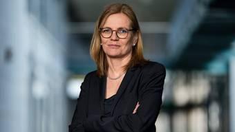 Erste Frau in der Suva-Geschäftsleitung: Edith Müller Loretz.