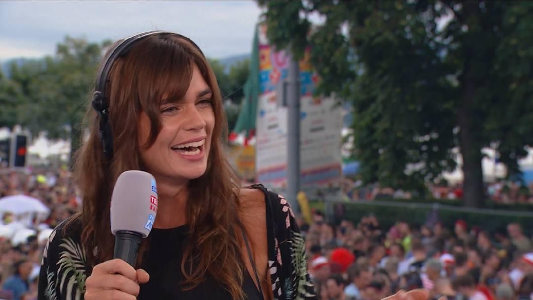 """Headlinerin Tini Gessler: """"Ich hätte nie gedacht, dass ich als DJ arbeiten würde"""""""