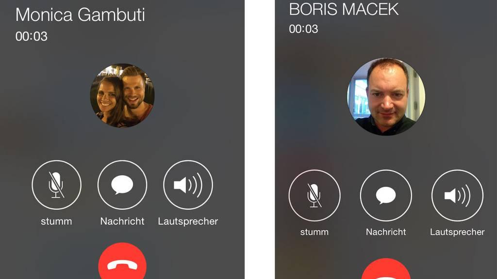 Vernetzt: Telefonieren mit WhatsApp und Facebook-Messenger