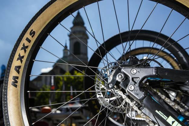Die Bike Days finden zwar auf dem Platz statt, inspirierten jedoch nicht für den künftigen Namen..