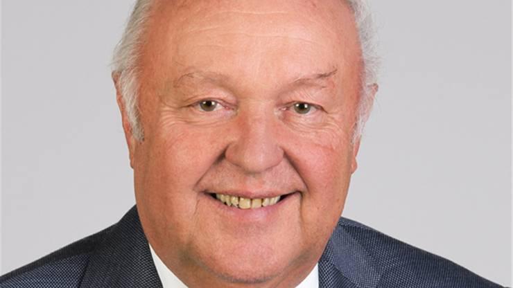 Hans-Jürgen Ringgenberg, SVP.