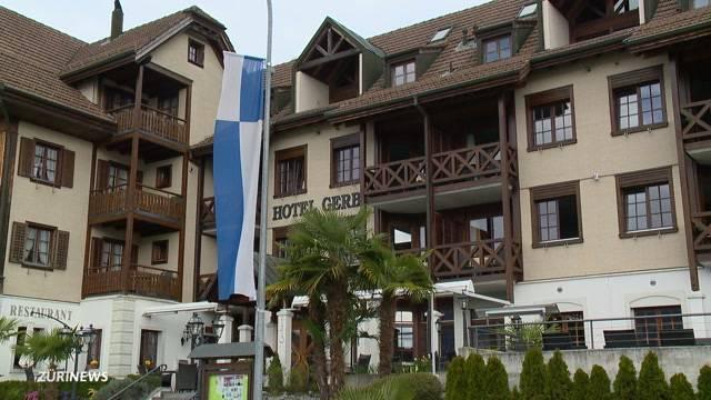 Hotelüberfälle nehmen massiv zu