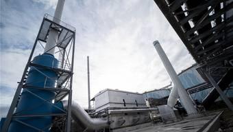 Neu wird die stinkende Abluft über Rohrleitungen direkt zur Verbrennungsanlage geführt.