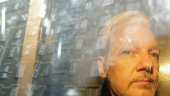 Whistleblower Julian Assange. (Archivbild)