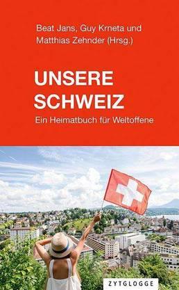 Der Sammelband zum linken Patriotismus erscheint im Herbst im Zytgloggen-Verlag.