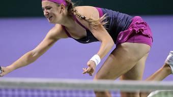 Nach Wimbledon- auch Masters-Siegerin: Petra Kvitova