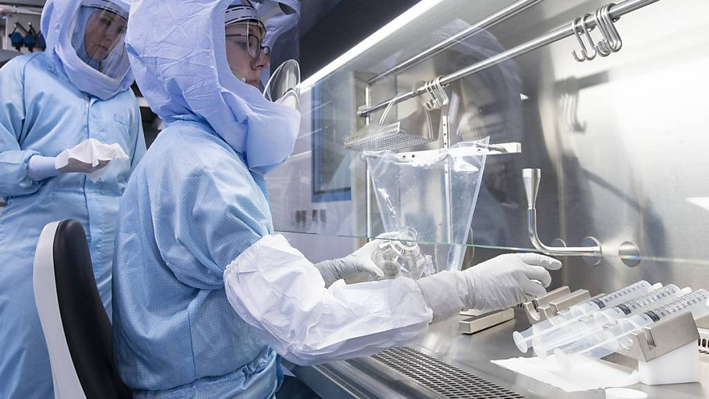 Zug bringt Impfstoff-Produktion mit Privaten aufs Tapet